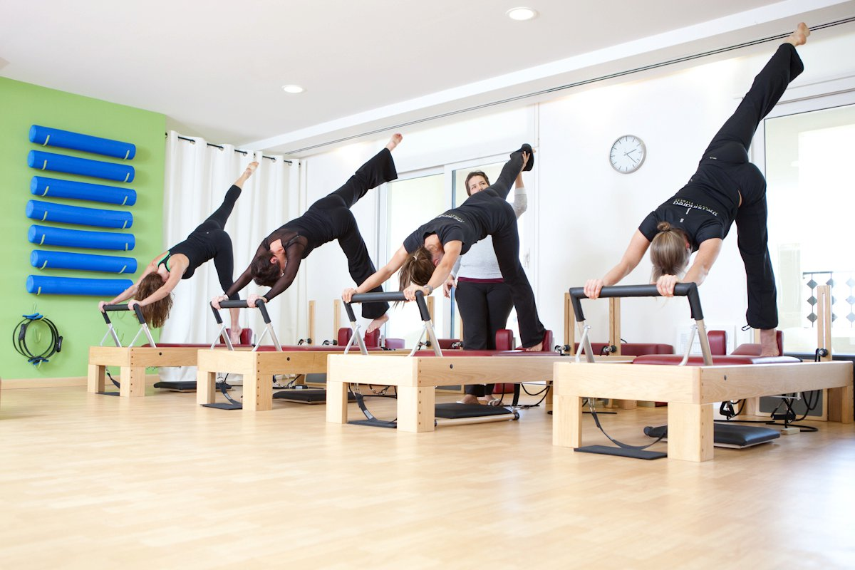 The Hundred Pilates Studio Dubai