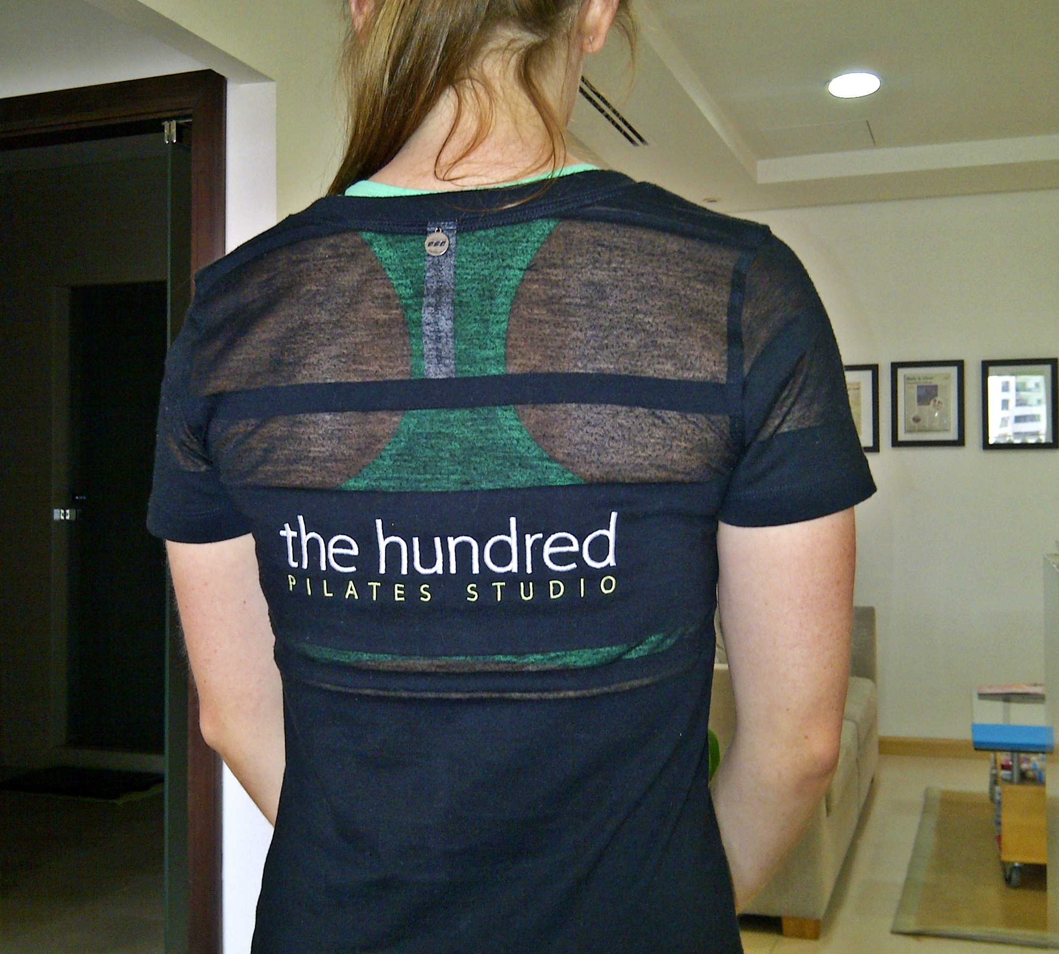 The Hundred Pilates Dubai receive a new revamped uniform look thanks to Lorna Jane's beautiful designs!