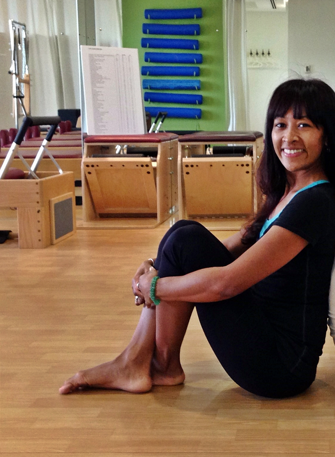 Jeanique Kalodjera Classically Certified Pilates Instructor From The Pilates Center in Boulder, Colorado.