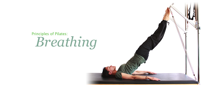 Pilates and Breath - Fundamentals to a Healthy Practice & Lifestyle