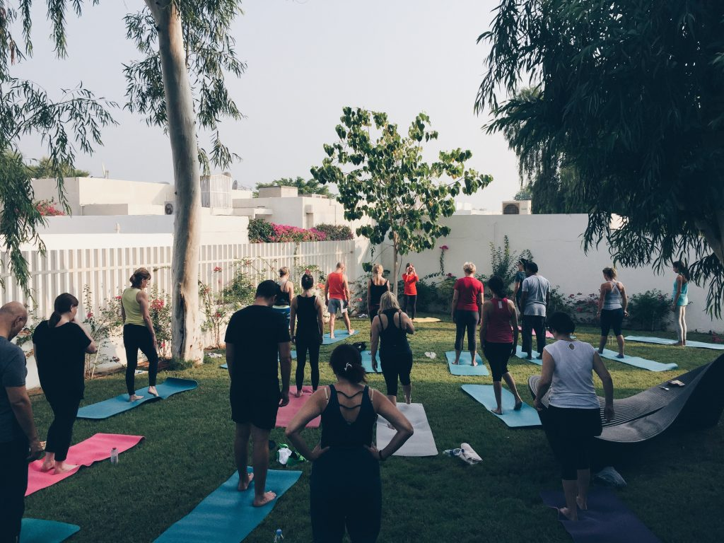 The Hundred Wellness Centre Yoga