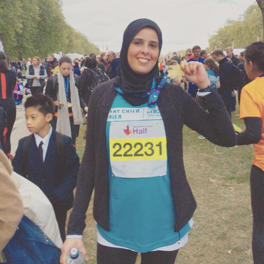 Asma Running Half Marathon