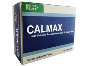 Calmax supplement from The Hundred Wellness Centre